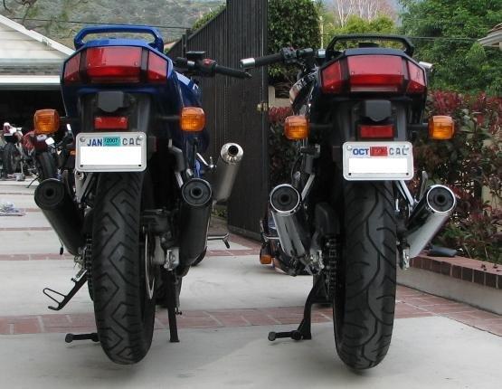 249 cc's of pure fury: tires for the kawasaki ninja 250
