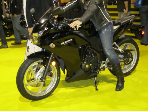 Honda CBR250R
