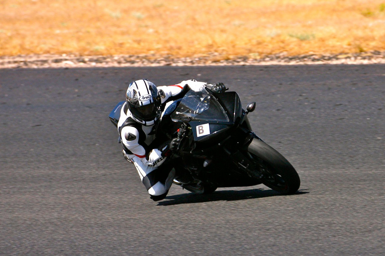 Willow Springs Trackday