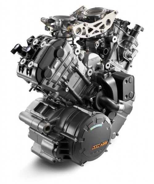 Super Duke Engine