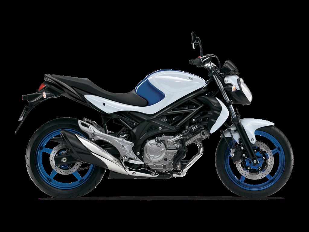 2015 Suzuki SVF650